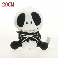 Nightmare Before Christmas Anime Plush Toy  20CM