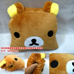Rilakkuma Anime Plush Pillow(33*30cm)