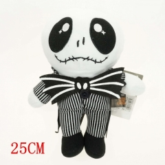 Nightmare Before Christmas Anime Plush Toy  25CM
