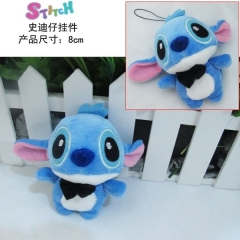 Lilo Stitch Anime Plush Pendant(8cm)