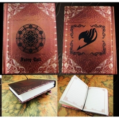 Fairy Tail Anime Notebook