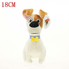 The Secret Life of Pets Anime Plush Toy 18CM