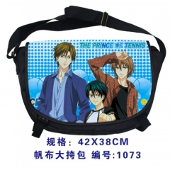 The Prince of Tennis Anime Canvas Bag
