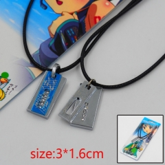 Hatsune Miku Anime Necklace