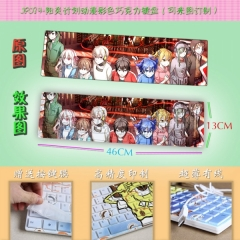 MekakuCity Actors Anime Keyboard