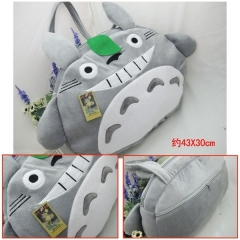 My Neighbor Totoro Anime Plush Bag(43*30cm)