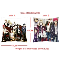 K Anime Pillow 45*45cm(Two Side)