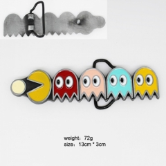 Pac-Man Anime Buckle