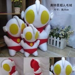 Ultraman Anime Plush Toy(25cm)