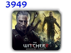 The Witcher Cartoon Color Printing Mouse Mat Wholesale Anime Mouse Pad