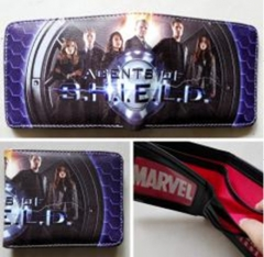 Agents of S.H.I.E.L.D Anime Wallet