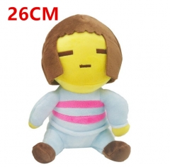 Undertale Game Frisk Plush Toy