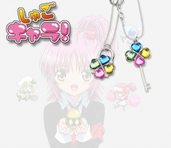Shugo Chara Anime Necklace(set)