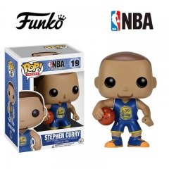 Funko POP NBA Mindstyle Stephen Curry Action Figure #19