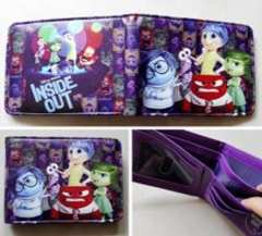 Inside Out Anime Wallet