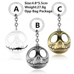 Nightmare Before Christmas Anime Keychain(10pcs/Set)