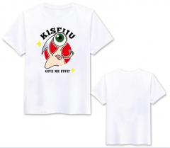 Kiseiju Anime Cotton Tshirts