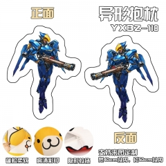 Overwatch Deformable Anime Plush Pillow 40*50CM
