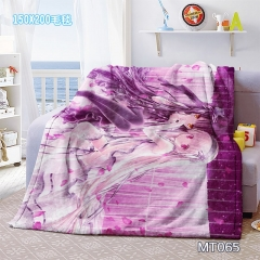 Cafe Little Wish Anime Blanket