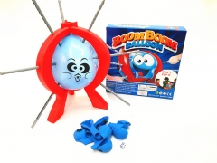 Boom Boom Balloon Board Game  For Kids