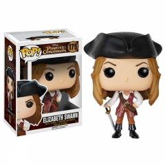 Funko POP Pirates of Caribbean PVC Action Figure Of Anime Wholesale #175 (10CM)