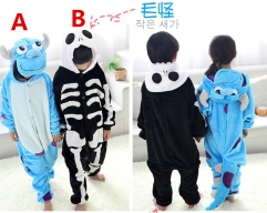 Children Animal Pyjamas