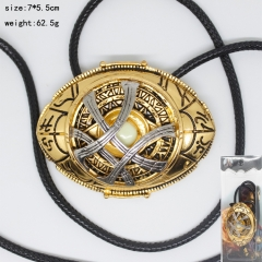 Doctor Strange Anime Golden Beautiful Necklace