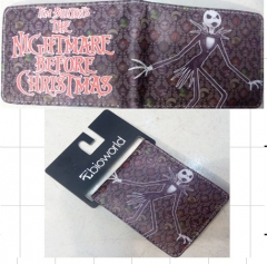Christmas Fright Night Anime Wallet