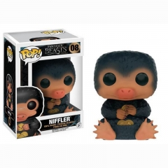 Funko POP Fantastic Beasts and Where to Find Them NIFFLER Cartoon Toys Action Anime Figure 08#