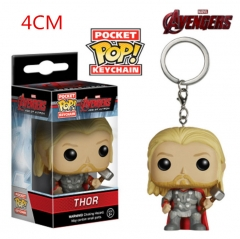 Funko POP The Thor Anime Figure Keychain
