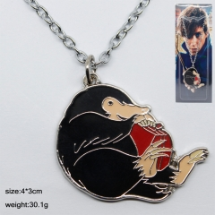 Fantastic Beasts And Where To Find Them Anime Necklace