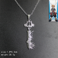 Kingdom Hearts Anime Fancy Cheap Necklace