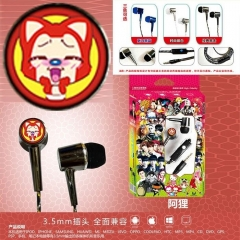 A Li Anime Headphone (5pc Per Set)