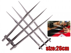 Wolverine Movie ABS Claw Weapon Cosplay (2pc/set)