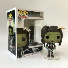 Funko World of Warcraft Cute Design Cartoon Toy Garona Action Anime Figure 286#
