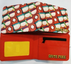 South Park PU Leather Wallet