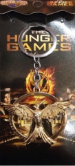 The Hunger Games Anime Keychain