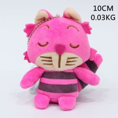Alice in Wonderland Miaomiao Cat Pendant Doll Anime Plush Toy