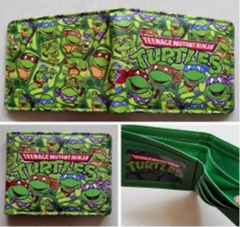 Teenage Mutant Ninja Turtles Anime Wallet