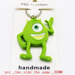 Monsters University Anime Keychain (5pc Per Set)8CM