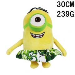 Despicable Me Cosplay Movie Doll Anime Plush Toys