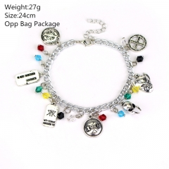 X-Men Alloy Anime Bracelet (10pcs/set)