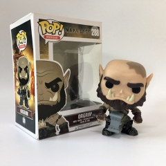 Funko POP World of Warcraft Cartoon Toys Ogrim Model Action Anime Figure 288#