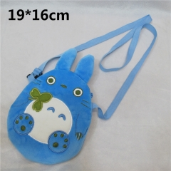 Japan Cartoon My Neighbor Totoro Anime Cute Plush Kid Bag
