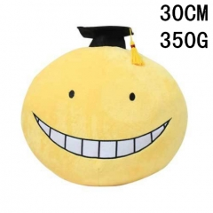 Assassination Classroom Back Cushion Toy Anime Plush Pillow