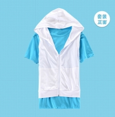 MekakuCity Actors Anime Hoodie(2Sets)