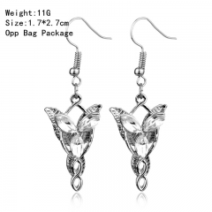 Twilight Alloy Anime Earring (10pcs/set)