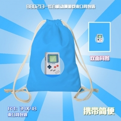 Ninetendo Family Computer Game Anime Bag