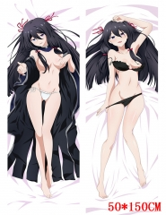Undefeated Bahamut Chronicle Cartoon Stuffed Bolster Sexy Girl Soft Anime Pillow