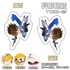 King of Glory Deformable Anime Plush Pillow 40*50CM